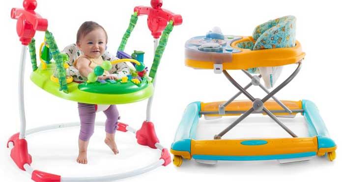 Dokter Ungkap Bahaya Baby Walker dan Jumper Bagi Bayi