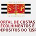 Novo portal EMISSÃO DE GUIAS - TJ/SP
