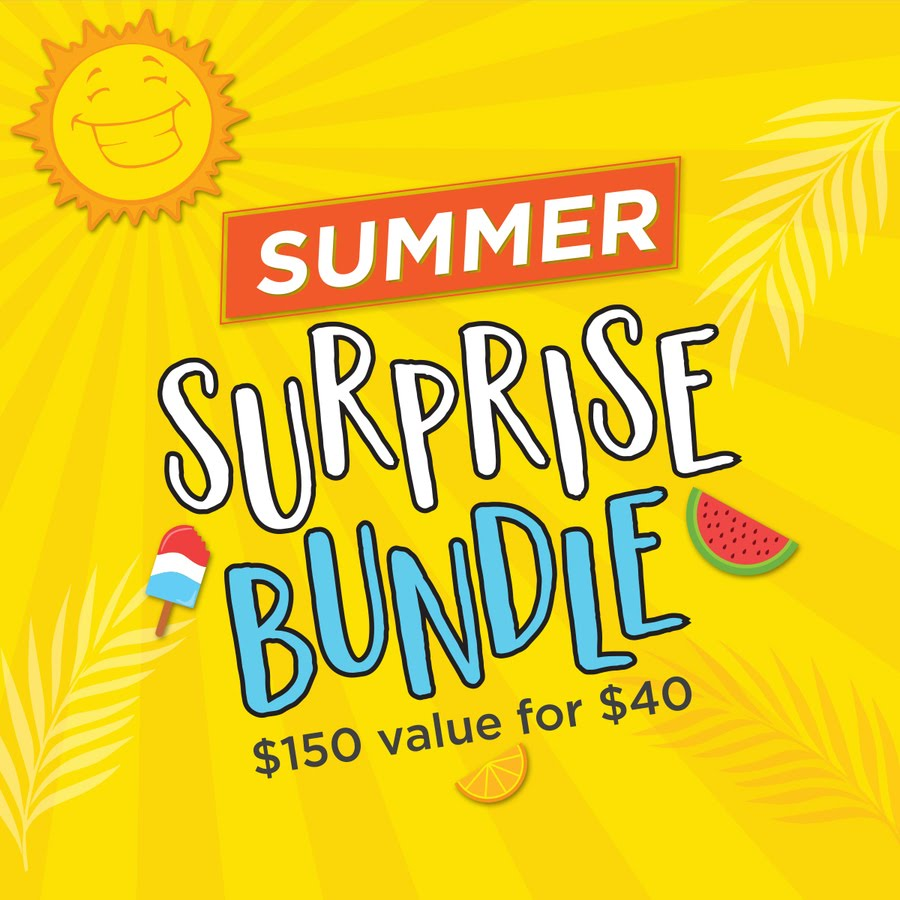 Spellbinders Summer Surprise Bundle ($40)