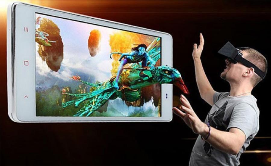 Nonton film 3D pakai Virtual Reality di HP Android