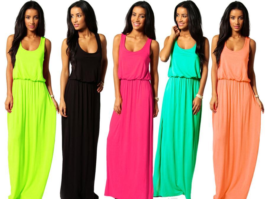c3f0268912 Letnie kombinezony i sukienki. Co wybrać