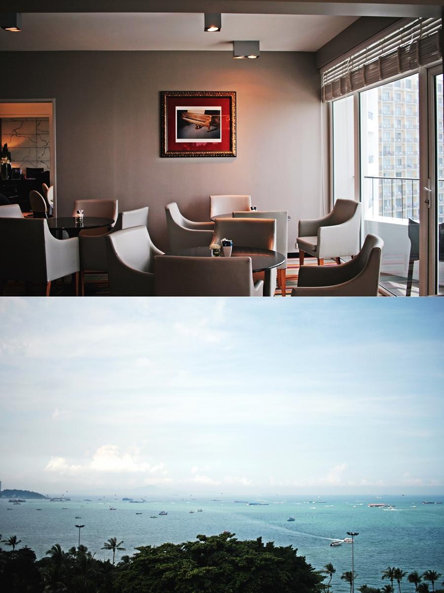 hotel lounge thailand travel