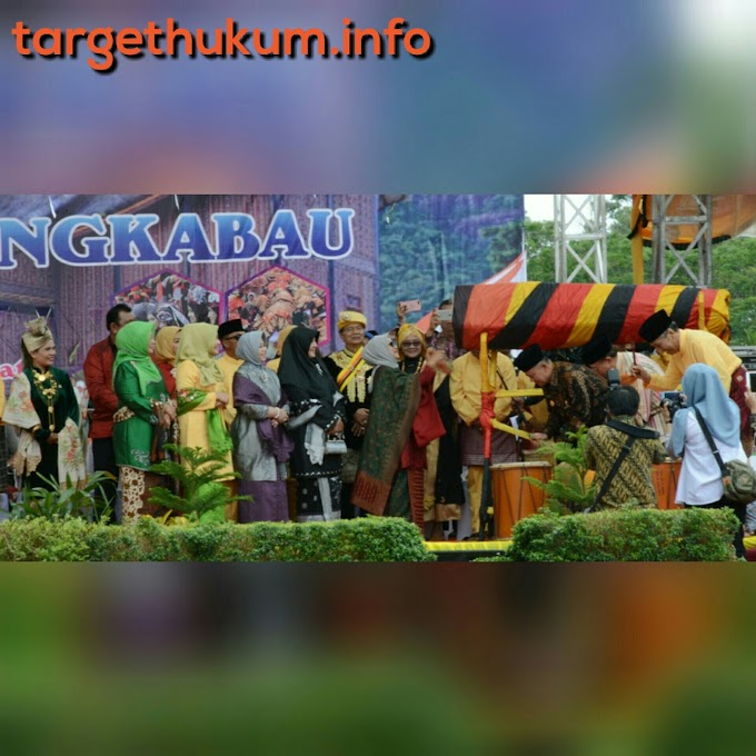 Festival Pesona Budaya Minangkabau Pecahkan Rekor MURI