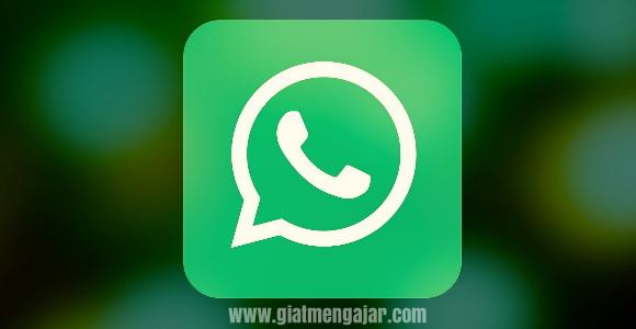 Cara backup chat whatsapl