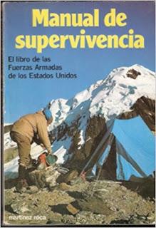 Manual de supervivencia. el libro de las fuerzas armadas de estados unidos.
