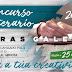 📣 Concurso Literario Letras Galegas | -25abr