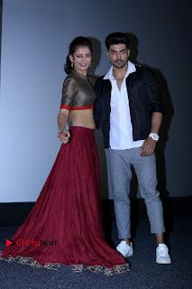 Actress Akshara Haasan Stills in Skirt and Blouse at Laali Ki Shaadi Mein Laddoo Deewana Trailer Launch  0005.jpg
