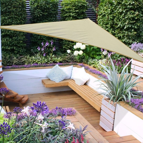 Discover The Advantages of Sail Awnings - Exterior Design Ideas 12