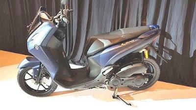 Harga Yamaha Lexy 125