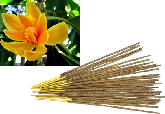 Incienso, tradición artesanal en India.