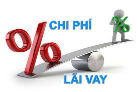 quy dinh chi phi lai vay