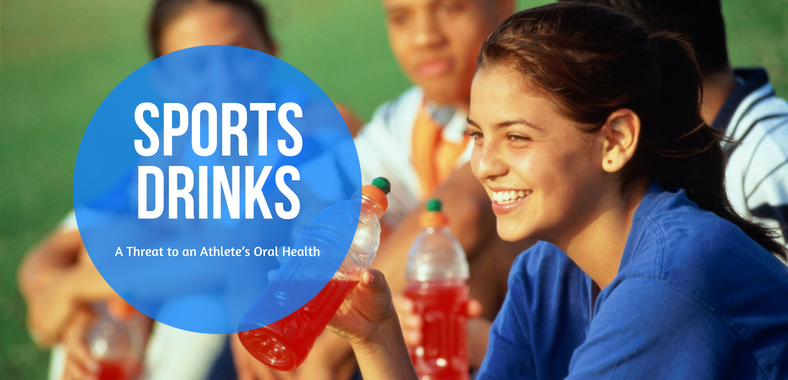 Sports Drinks – A Threat to an Athlete's Oral Health
