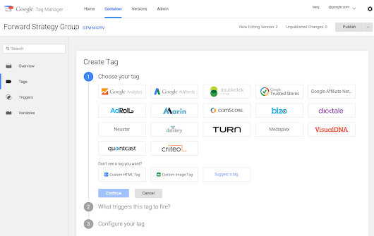 Making tag management more accessible and powerful - Analytics Blog