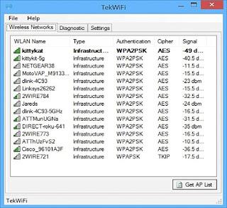 TekWiFi 1.4 Portable