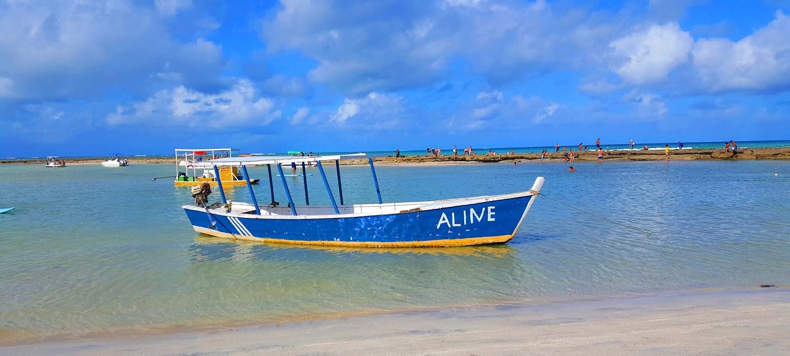Praia dos Carneiros em Tamandaré, Pernambuco, Costa dos Corais
