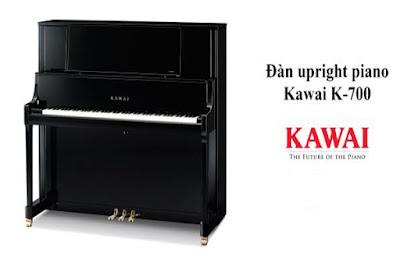 đàn piano Kawai K-70
