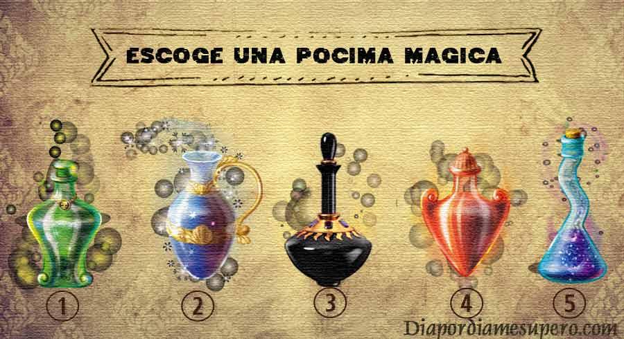 Test: ¿Cuál poción mágica beberías?