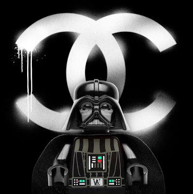 Vader Chanel Lego Wars