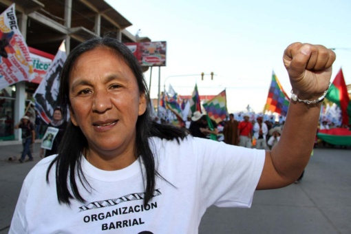 Milagro Sala: No luchen solo por mi, luchen por la Argentina