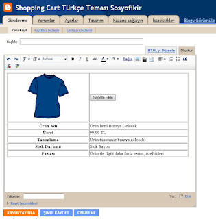 shopping cart teması, shopping car themes, kayıt şablonu, sosyofikir