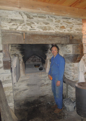 jean-yves brick oven