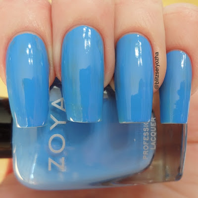 Zoya Dory One Coat Swatch