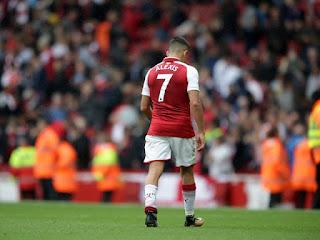 Alexis Sanchez 'handed famous No.7 shirt at Manchester United'