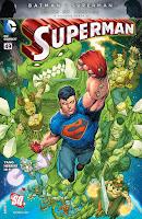 Os Novos 52! Superman #49