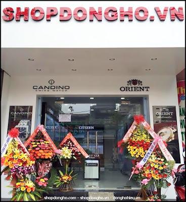 Showroom Shop đồng hồ