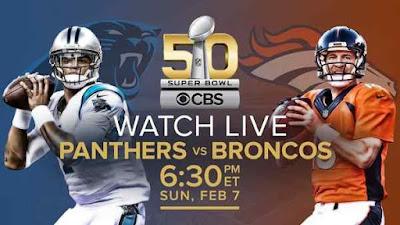 Super Bowl 2016 Live Streaming