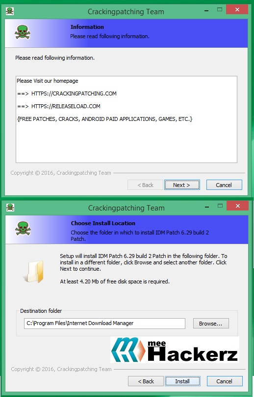 internet download manager cracked version download