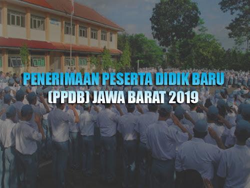 PPDB SMA dan SMK Jawa Barat 2019