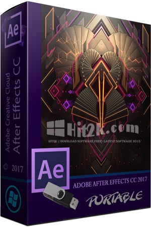Adobe AfterEffects CC 2017 v14.0.1 Crack [Latest] Full Version