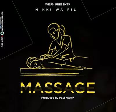 Download Mp3   Nikki Wa Pili - Massage