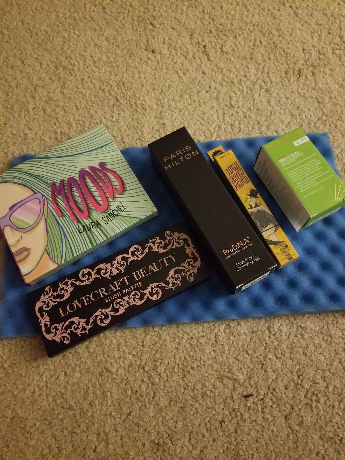 Trying to Nail It: April 2019 Ipsy Glam Bag Plus