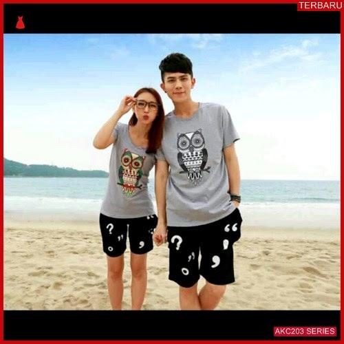 AKC203S36 Setelan Couple Anak 203S36 Owl BMGShop