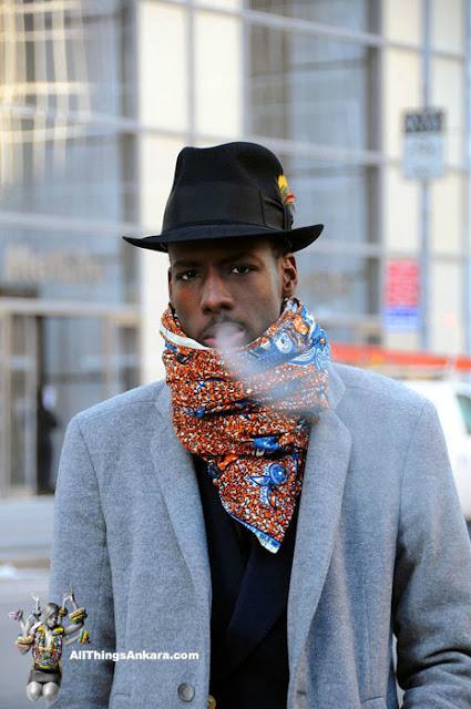 Classy Ankara Styles For Nigerian Men