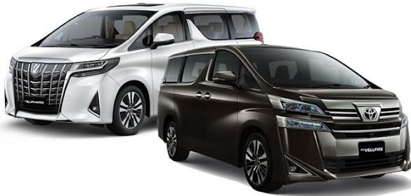 Toyota Alphard Bekas Sebuah Simbol Kemewahan yang Mulai Terjangkau