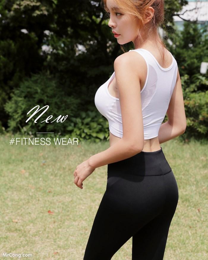Image Korean-Model-Jin-Hee-MrCong.com-005 in post Người đẹp Jin Hee trong bộ ảnh nội y và thời trang gym tháng 10/2017 (357 ảnh)