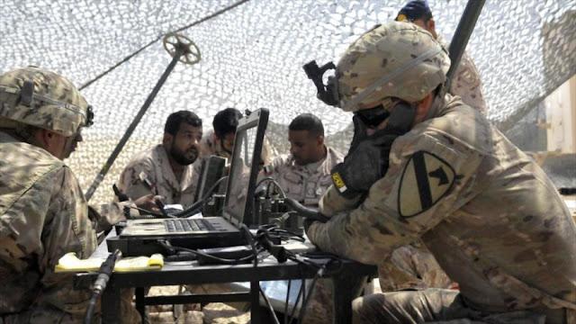 EEUU y Emiratos Árabes Unidos inician maniobras conjuntas