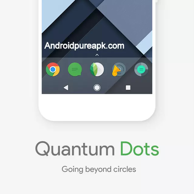Quantum Dots - Icon Pack Apk