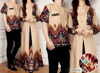Model Batik Wanita Modern Untuk Kerja