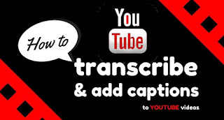 Automatically Transcribe YouTube Videos