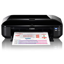 Inkjet Printer fellowship smoothen too rather it volition sure enough live on suitable for Your Office Canon PIXMA iX6500 Driver Download