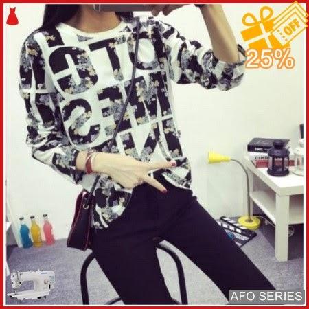 AFO379 Model Fashion Sweater NV Modis Murah BMGShop