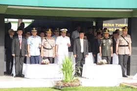 Panglima Kosekhanudnas III Hadiri Upacara Peringatan Hari Kebangkitan Nasional