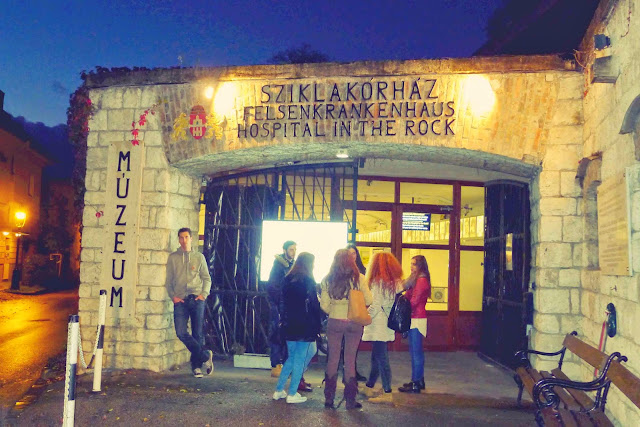 Hospital in the Rock