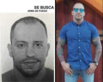 """El GPS del móvil  de  Francisco Iván Travieso """"El Chupa"""" le delata  no muy lejos del lugar donde   presuntamente asesinó a Lionel Carrillo"""