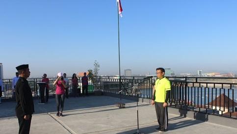 Favehotel Daeng Tompo Kibarkan Bendera di Lantai 12