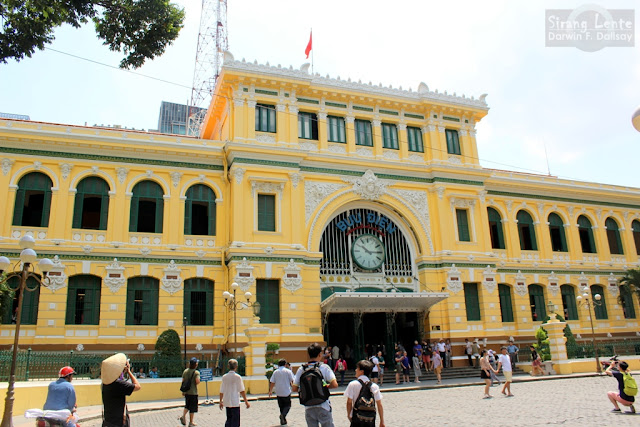 Vietnam French Post Office is one of the Places to Visit in Vietnam